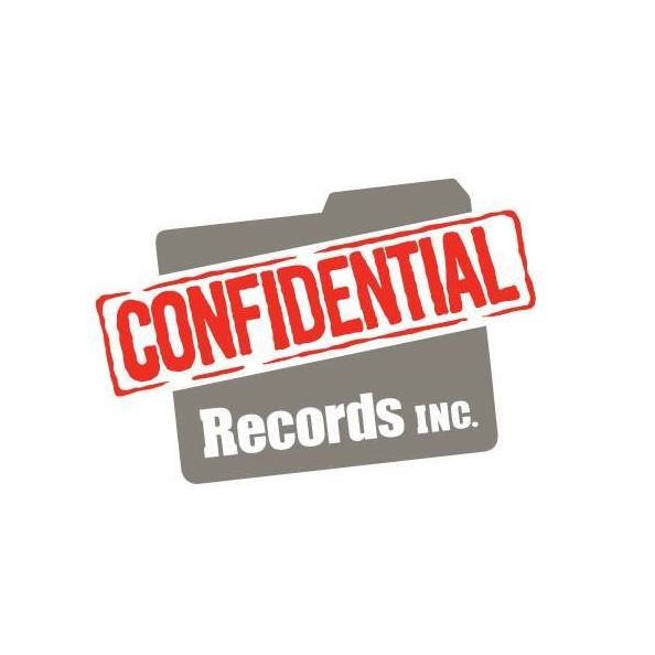 confidential records logo