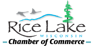 Rice Lake Chamber of Commerce Logo