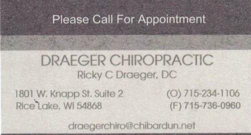 Draeger Chiropractic
