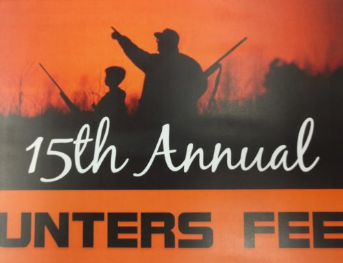 15th Annual Hunters Feed