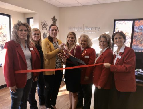 Knight Barry Title Services Ribbon Cutting