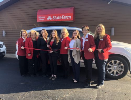 Rebecca Fisher-State Farm Insurance Ribbon Cutting