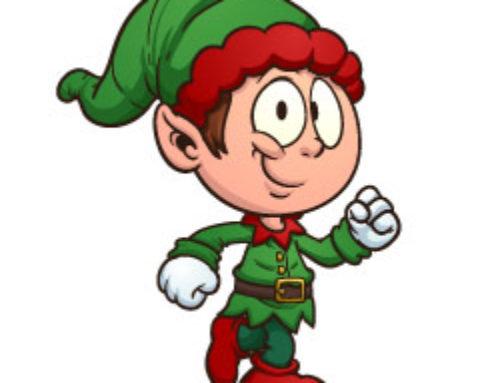 Mischievous Elf Lighting Contest Starts November 18th!