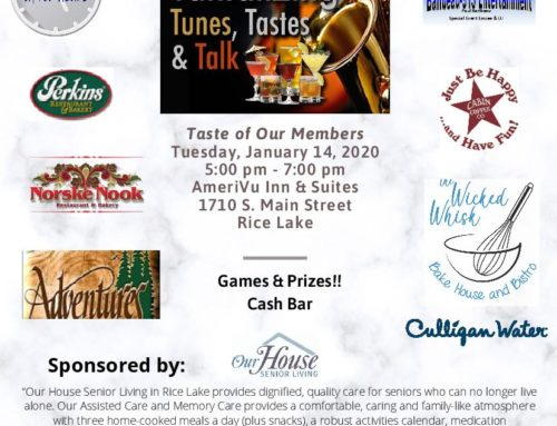 January Business After Hours – Taste of Our Members