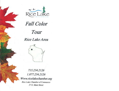 FALL COLOR TOUR