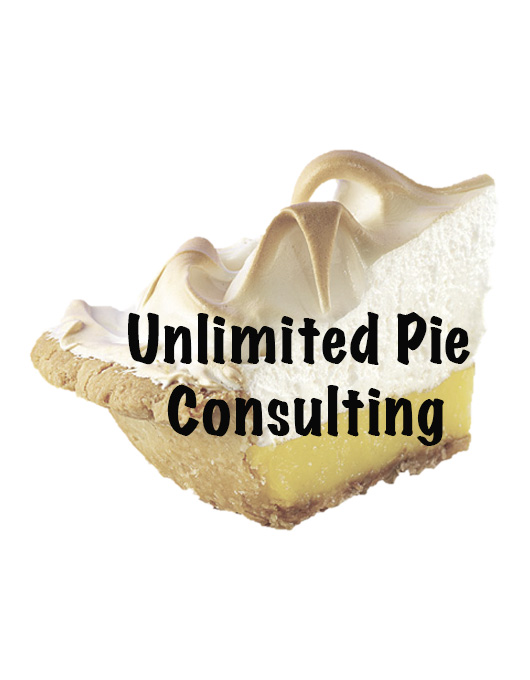 Unlimited Pie Consulting Logo