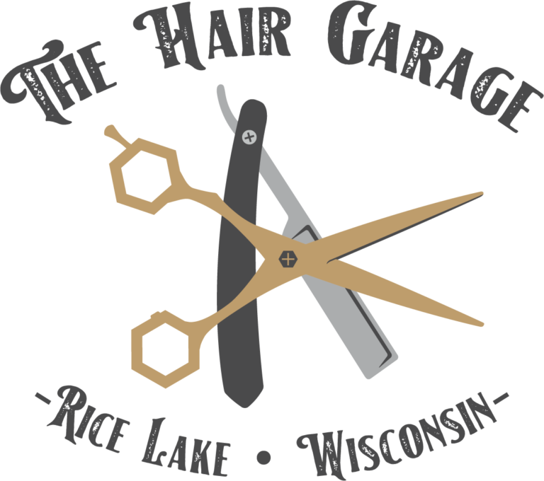 The Hair Garage Logo 768x680