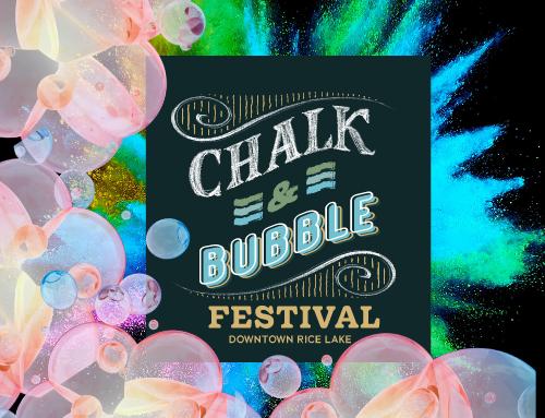 Chalk & Bubble Fest Chalk Art